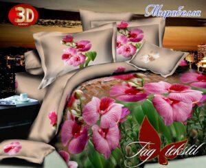 постельное бельё 3D