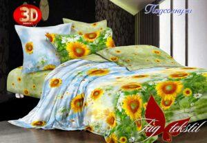 постельное бельё подсолнухи