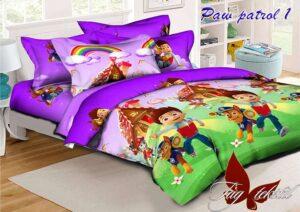 детское постельное Paw Patrol
