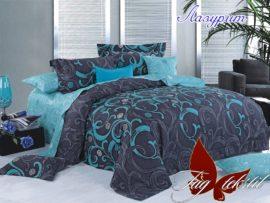 Комплект постельного белья с компаньоном Лазурит