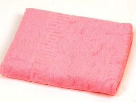 Полотенце 50*90 Pink dark