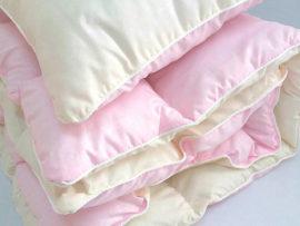 ДЛЯ ДЕТЕЙ/Подушки и одеяла