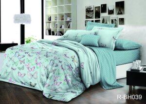 Комплект постельного белья с компаньоном R-BH039
