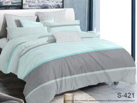 Комплект постельного белья с компаньоном S421