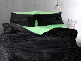 Комплект постельного белья зима-лето Black