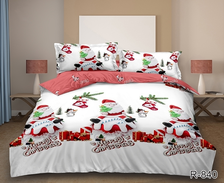Комплект постельного белья с компаньоном R840