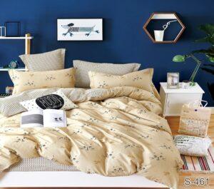 Комплект постельного белья с компаньоном S461