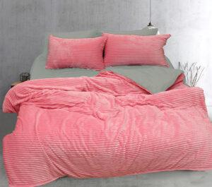 Комплект постельного белья зима-лето Pink