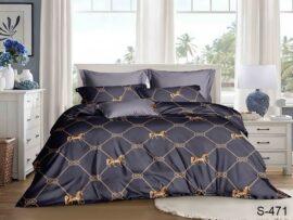 Комплект постельного белья с компаньоном S471