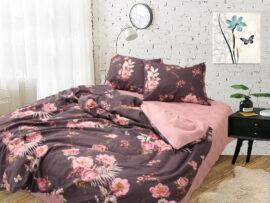 Комплект постельного белья с компаньоном S484