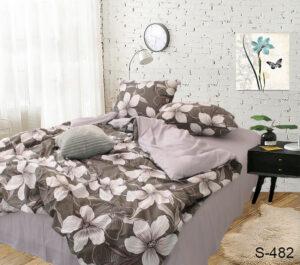 Комплект постельного белья с компаньоном S482
