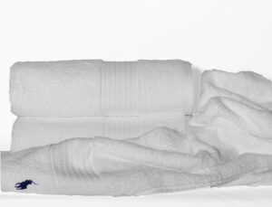 Полотенце 70х140 Polo цвет: белый