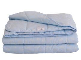 Одеяло Blue евро летнее (облегченное)