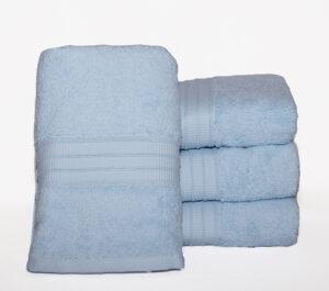 Полотенце 50х90 Polosa цвет: голубой
