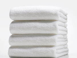 Полотенце 70х140 Hotel Quality цвет: белый