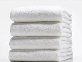 Полотенце 50х90 Hotel Quality цвет: белый