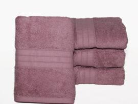 Полотенце 50х90 Polosa цвет: лиловый
