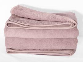 Полотенце 70х140 Swanky цвет: лиловый
