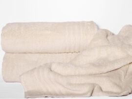 Полотенце 100х150 Calm tones цвет: молочный