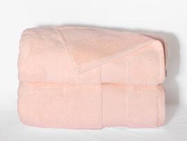 Полотенце 70х140 Home style цвет: пудра
