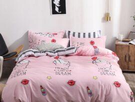 Комплект постельного белья с компаньоном S416