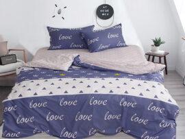 Комплект постельного белья с компаньоном S418