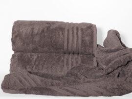 Полотенце 70х140 Calm tones цвет: серый