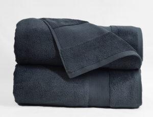 Полотенце 70х140 Home style цвет: серый
