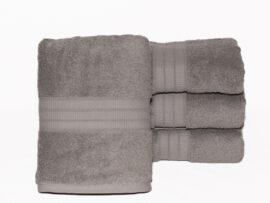 Полотенце 50х90 Polosa цвет: серый