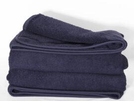 Полотенце 70х140 Swanky цвет: синий