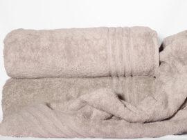 Полотенце 70х140 Calm tones цвет: светло-серый