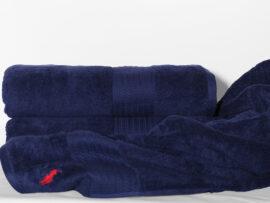 Полотенце 70х140 Polo цвет: синий