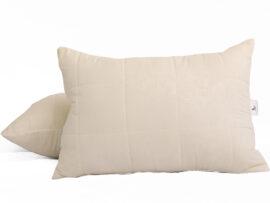Подушка лебяжий пух Uzor 50х70 (стеганная)