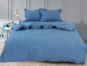 Комплект постельного белья Blue Grey