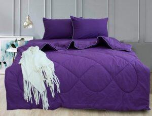 Набор Elegant евро Sunset Purple