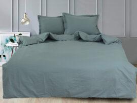 Комплект постельного белья Green Grey