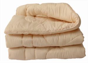 Одеяло лебяжий пух Pudra 1.5-сп.