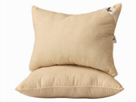 Подушка лебяжий пух Pudra 70х70