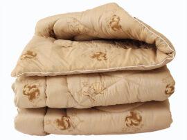 Одеяло лебяжий пух Camel 1.5-сп.