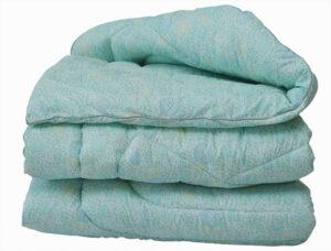 Одеяло лебяжий пух Listok 2-сп.