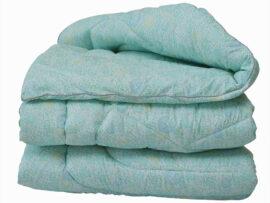 Одеяло лебяжий пух Listok евро