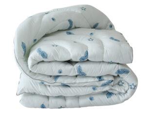 Одеяло лебяжий пух Перо 2-сп.