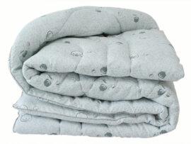 "Одеяло лебяжий пух ""Cotton"" евро"