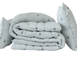 """Одеяло """"Eco-cotton"""" 2-сп. + 2 подушки 50х70"""