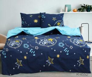 Комплект постельного белья с компаньоном R4552