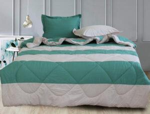 Одеяло Mix №3 евро летнее (облегченное)