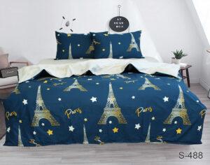 Комплект постельного белья с компаньоном S488